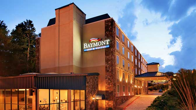 Baymont By Wyndham Branson – On The Strip