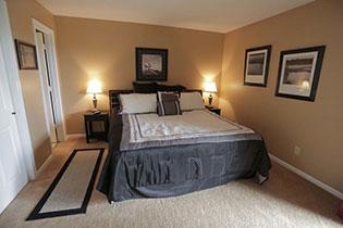3 Bedroom, 3 Bath (one room is a loft)