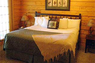1 Bedroom Cabin - 6 Night Stay