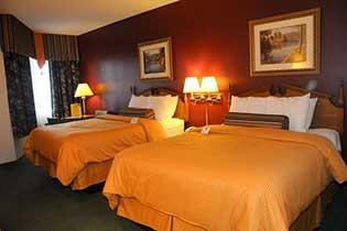 Standard Two Queen Beds Room - Exterior