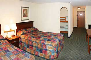 Tower Family Suite - No Waterpark