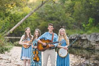 Bluegrass & Gospel with the Petersens
