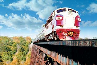 Photo of Branson Scenic Railway