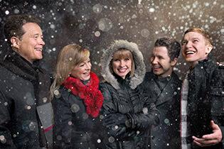 Photo of A Brett Family Christmas