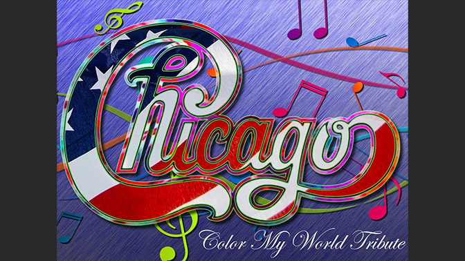Chicago Color My World Tribute