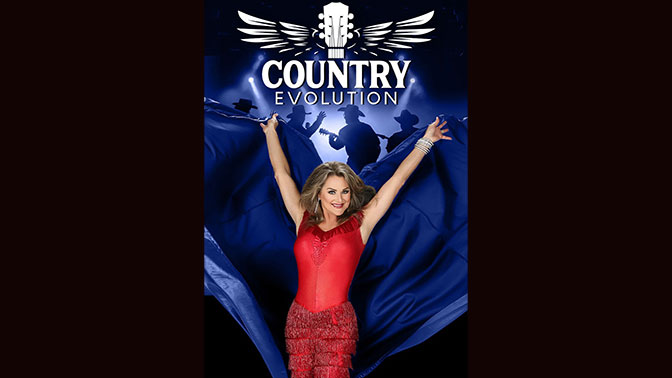 Country Evolution – Starring Dalena Ditto