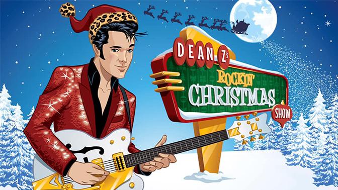 Dean Z's Rockin' Christmas Show