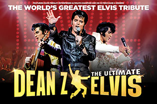 Dean Z - The Ultimate Elvis