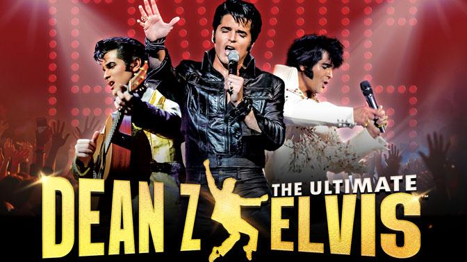 Dean Z – The Ultimate Elvis