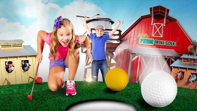 Fun Spot Farm Mini-Golf