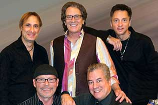 Photo of Gary Lewis & The Playboys, Mitch Ryder, and Dennis Tufano - Original Lead Singer of The Buckinghams