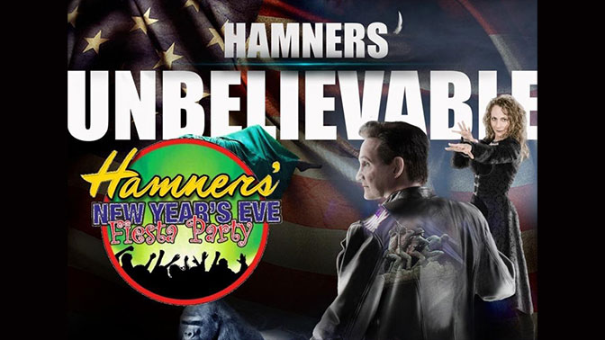 Hamners' New Year's Eve Fiesta
