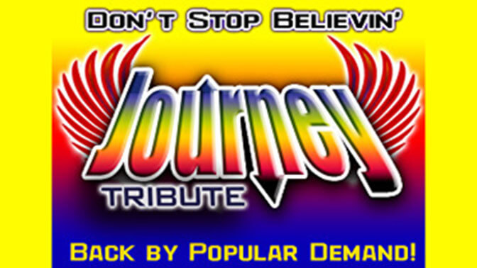 Don't Stop Believin' Journey Tribute