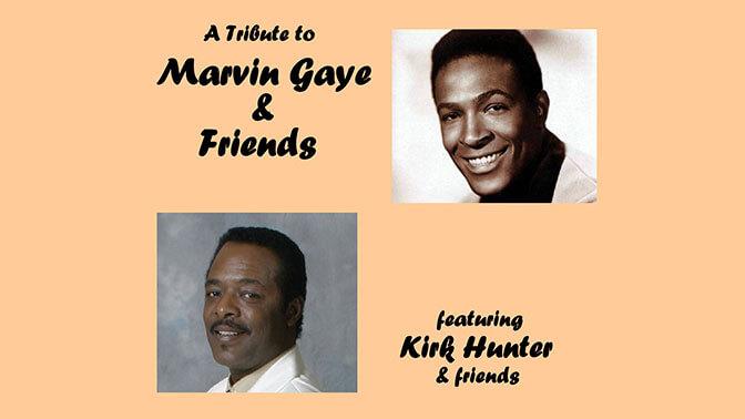 Marvin Gaye & Friends