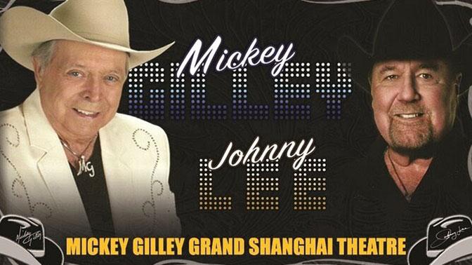 Mickey Gilley & Johnny Lee – Urban Cowboys Ride Again!