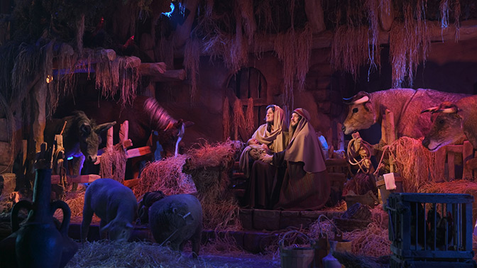 Miracle of Christmas Behind the Scenes Tour