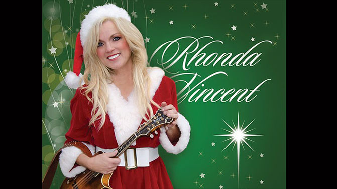 Rhonda Vincent Christmas in Branson w/ Special Guests