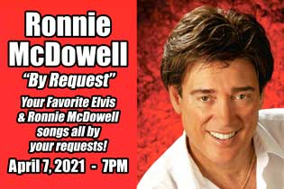 "Ronnie McDowell ""All Request Show"""