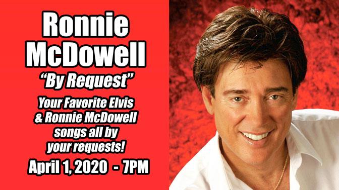 Ronnie McDowell