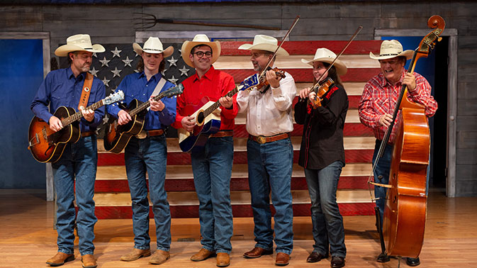 Shepherd's Chuckwagon Dinner Show