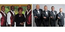 Photo of The Drifters & The Platters