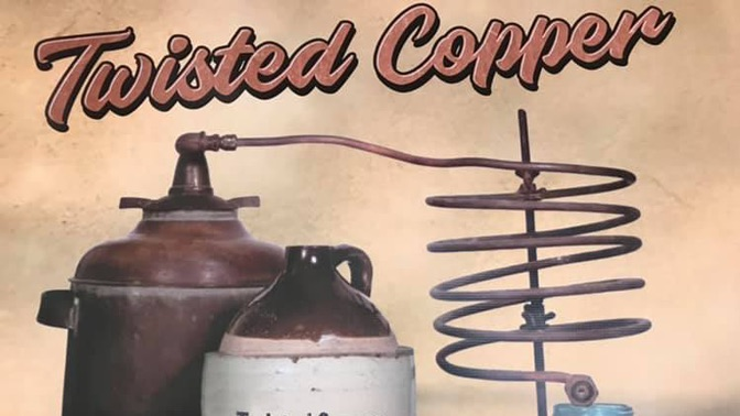 Twisted Copper Moonshine Still Museum