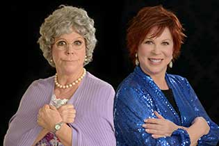 Photo of Vicki Lawrence & Mama: A Two Woman Show