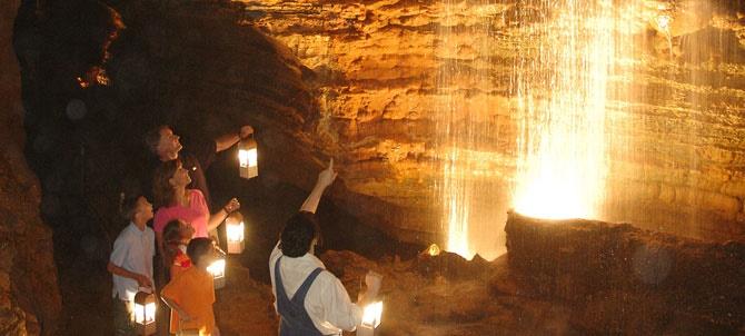 Silver Dollar City Cave