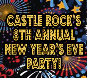 Castle Rock NYE