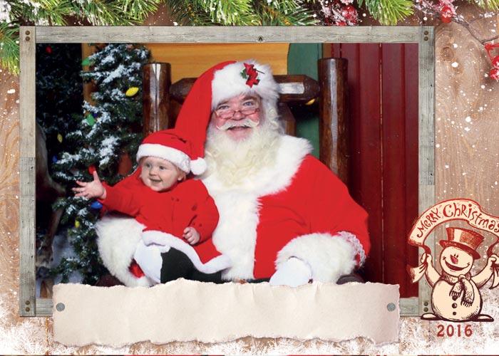 Santa at Bass Pro