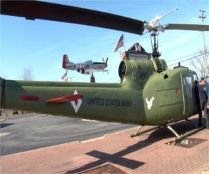 Vietnam Huey UH-1C