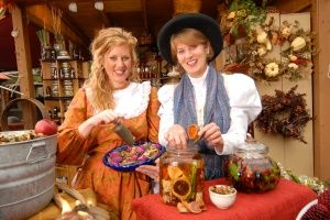 Silver Dollar City National Harvest & Craftsmen Festival