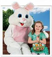 Easter Bunny Photo Shoot