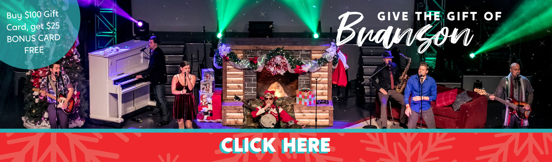 Branson Gift Cards Make A Great Gift!