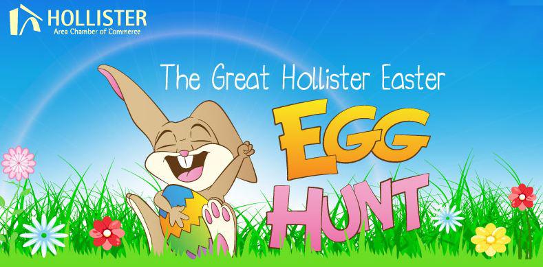 Hollister Easter Egg Hunt