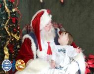 Santa Visits BTC