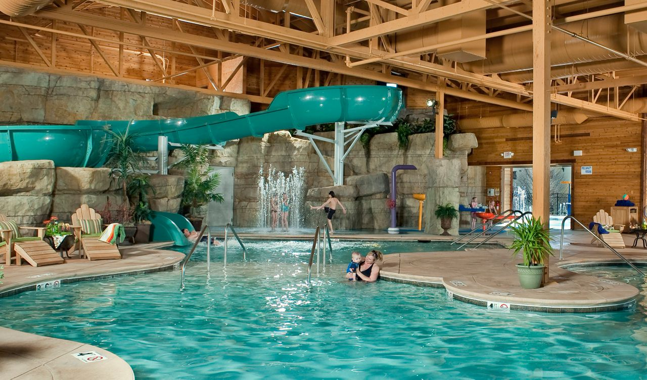 There S A World Of Water Parks In Branson Branson