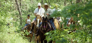 Dogwood Canyon Horseback Riding