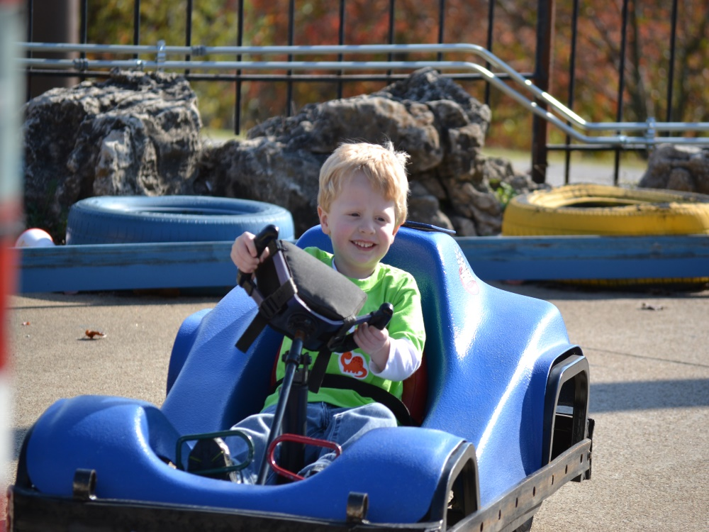 Kiddie Go Karts