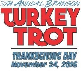 Branson Turkey Trot