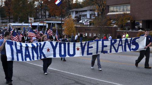 Veterans Day Parade Branson