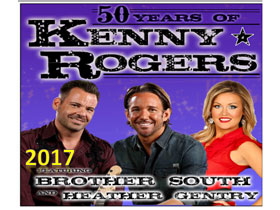 50 Years of Kenny Rogers in Branson, MO