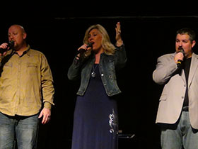 Absolutely Country Definitely Gospel Lunch Show in Branson, MO