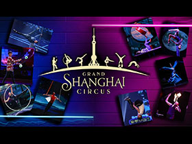 Amazing Acrobats of Shanghai in Branson, MO