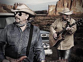 The Bellamy Brothers in Branson, MO