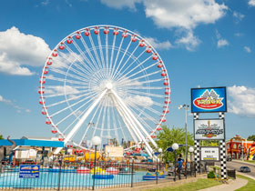 The Branson Ferris Wheel in Branson, MO