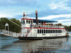 Main Street Lake Cruises Lake Queen in Branson, MO