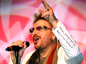 Chuck Negron formerly of Three Dog Night in Branson, MO