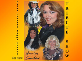 Country Sunshine Show in Branson, MO