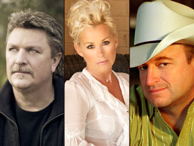 Country Unplugged Tour with Joe Diffie, Lorrie Morgan and Mark Chesnutt in Branson, MO